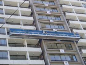 Andamio Colgante 12 Metros