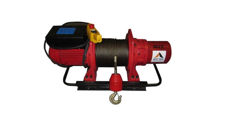 Winche Electrico Industrial KDJ 750